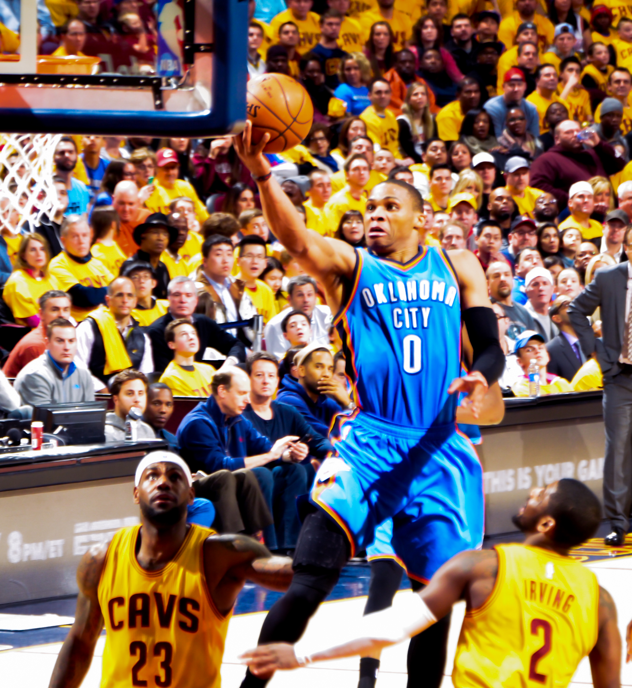6 Things Players Can Learn from Russell Westbrook - Coach T Hoops